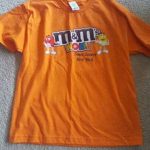 Other - Boys M&M world Times Square NY tee-New